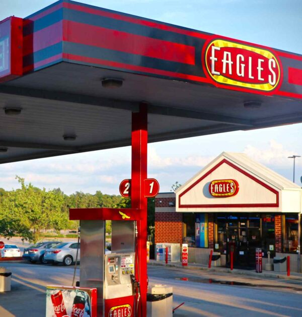 Eagles Gas Morrisville