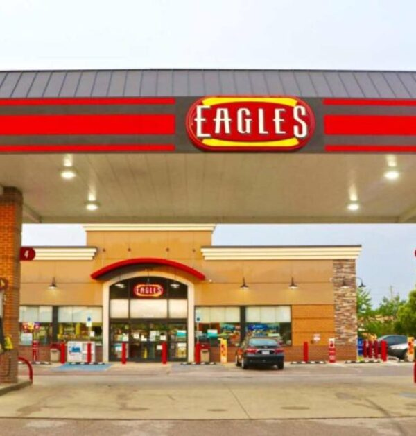 Eagles Gas Holly Springs